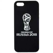 Чехол для iPhone 2018 FIFA WCR Official Emblem b/w…
